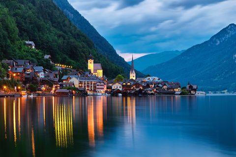 Perfect Austrian Evening
