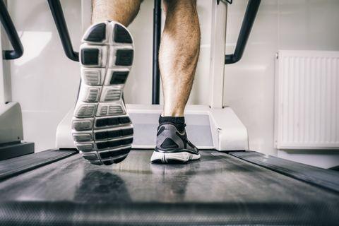 Watch: Driver Crashes Through Gym Window, Hits Man on Treadmill