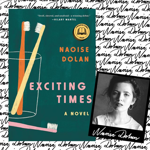 naoise dolan's 'exciting times'