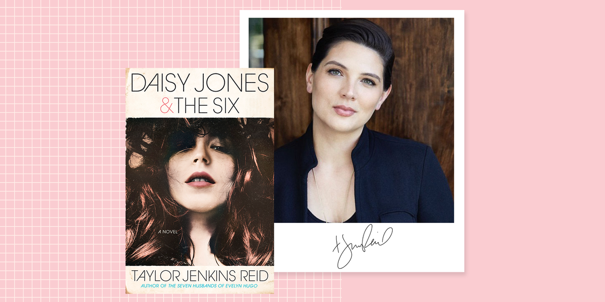 Taylor Jenkins Reid Talks Daisy Jones Amp The Six Her New