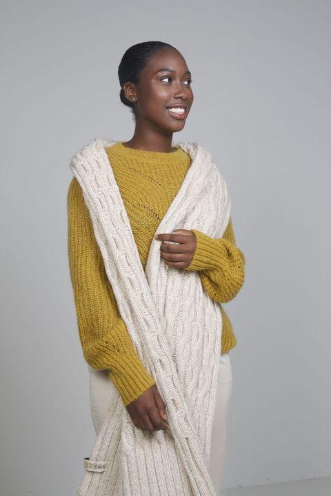 duurzame sjaal