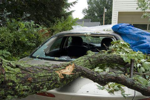 Does Car Insurance Cover Hail Damage