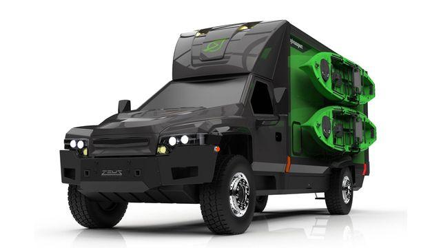 esta es la autocaravana eléctrica que nos gustaría tener