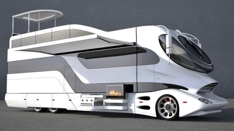 Vehicle, Transport, Car, Automotive design, Supercar, Mode of transport, RV, Sports car, Race car, Architecture,