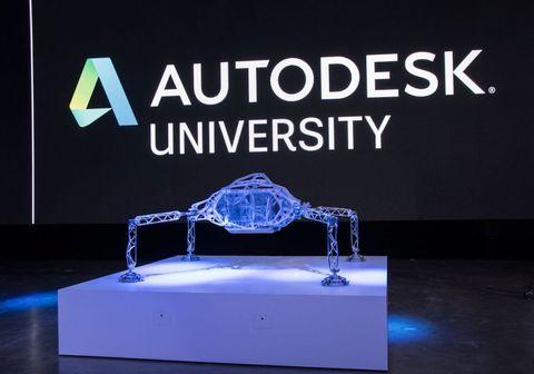 autodesk university lander