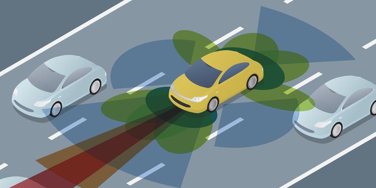IIHS Study: Autonomous Cars Won't Avoid Majority of Vehicle Crashes