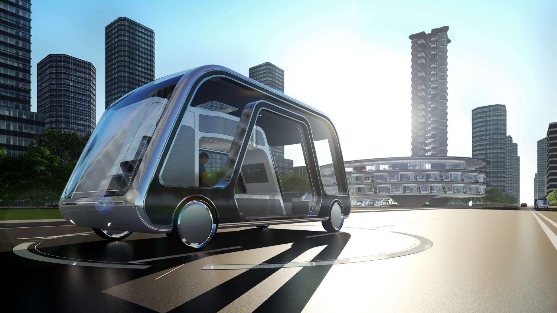 Arrivano le stanze d'albergo mobili, a guida automatica naturalmente