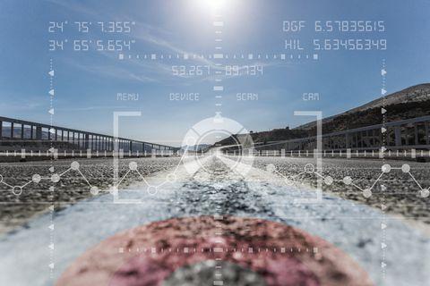 Autonomous vehicle viewfinder point of view