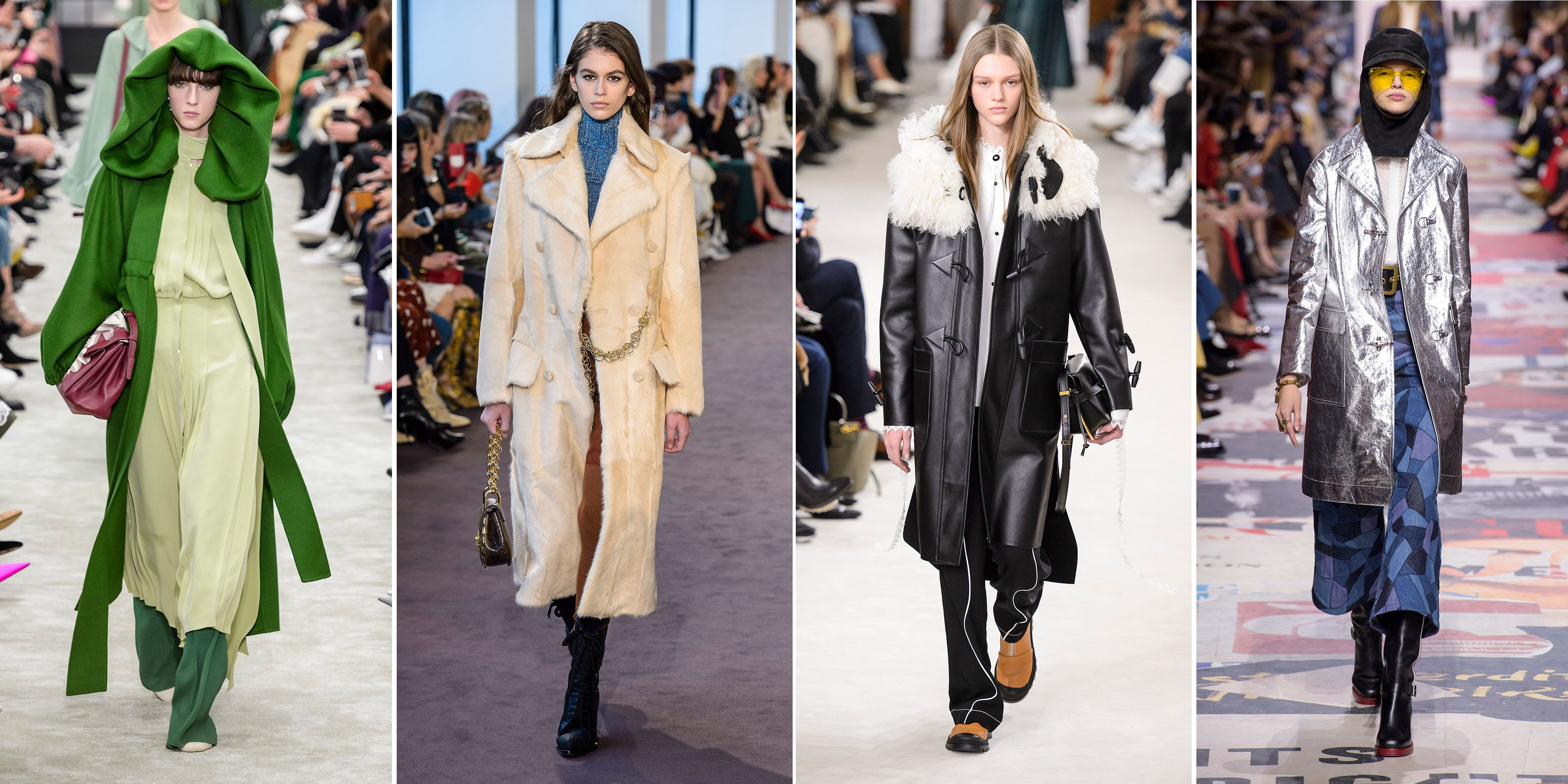 Autumn 2018 coat trends