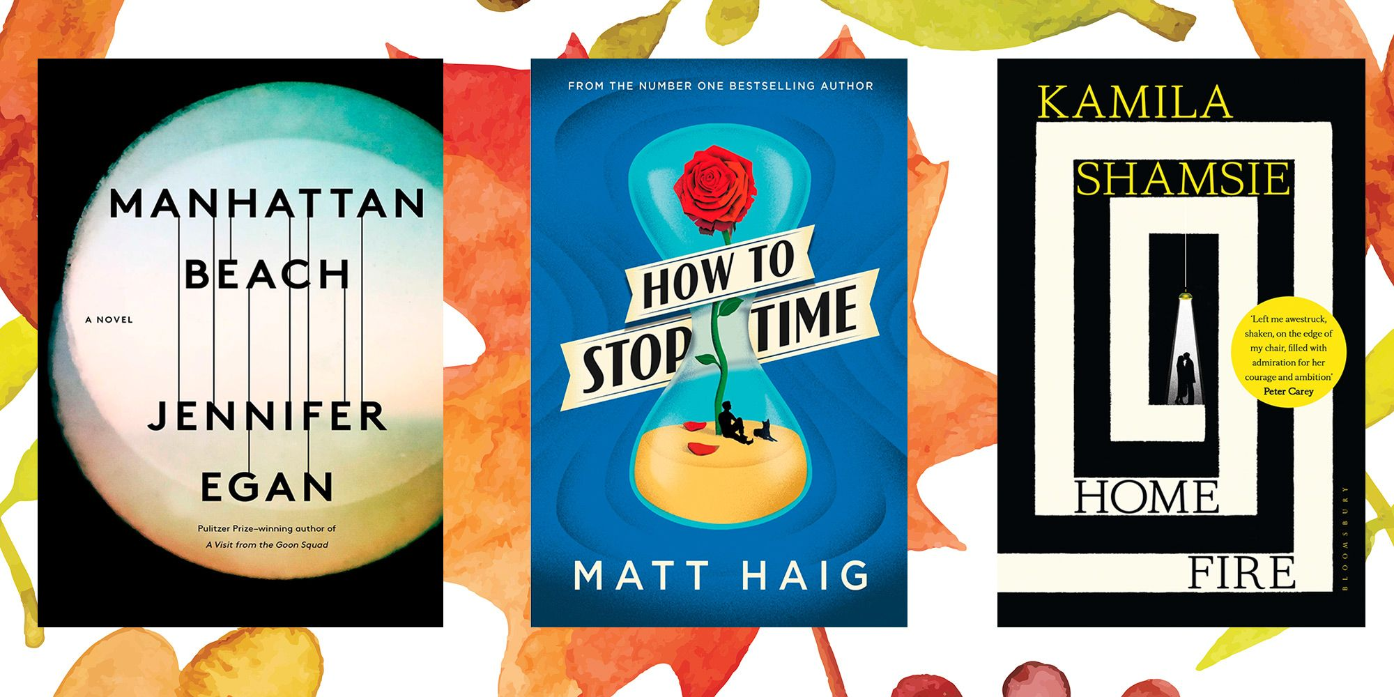 11 New Books To Read Now It S Autumn And It S Too Cold To Go Outside