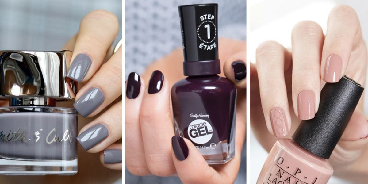 Autumn nails: 11 colour trends you need in your life