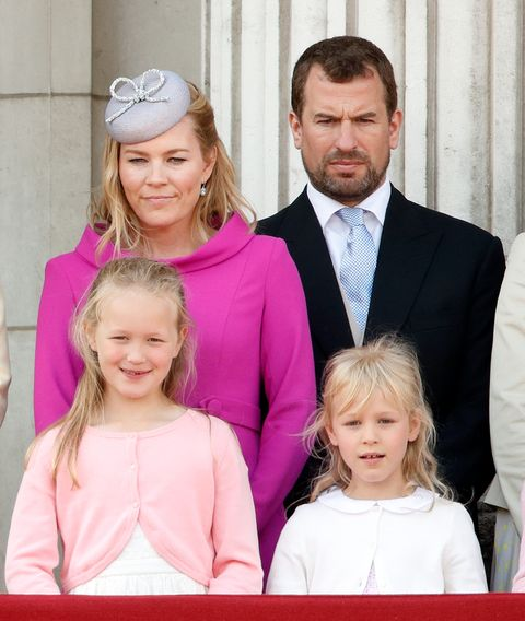 Who Is the Queen's Great-Granddaughter Savannah Phillips
