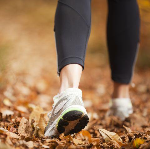 autumn running