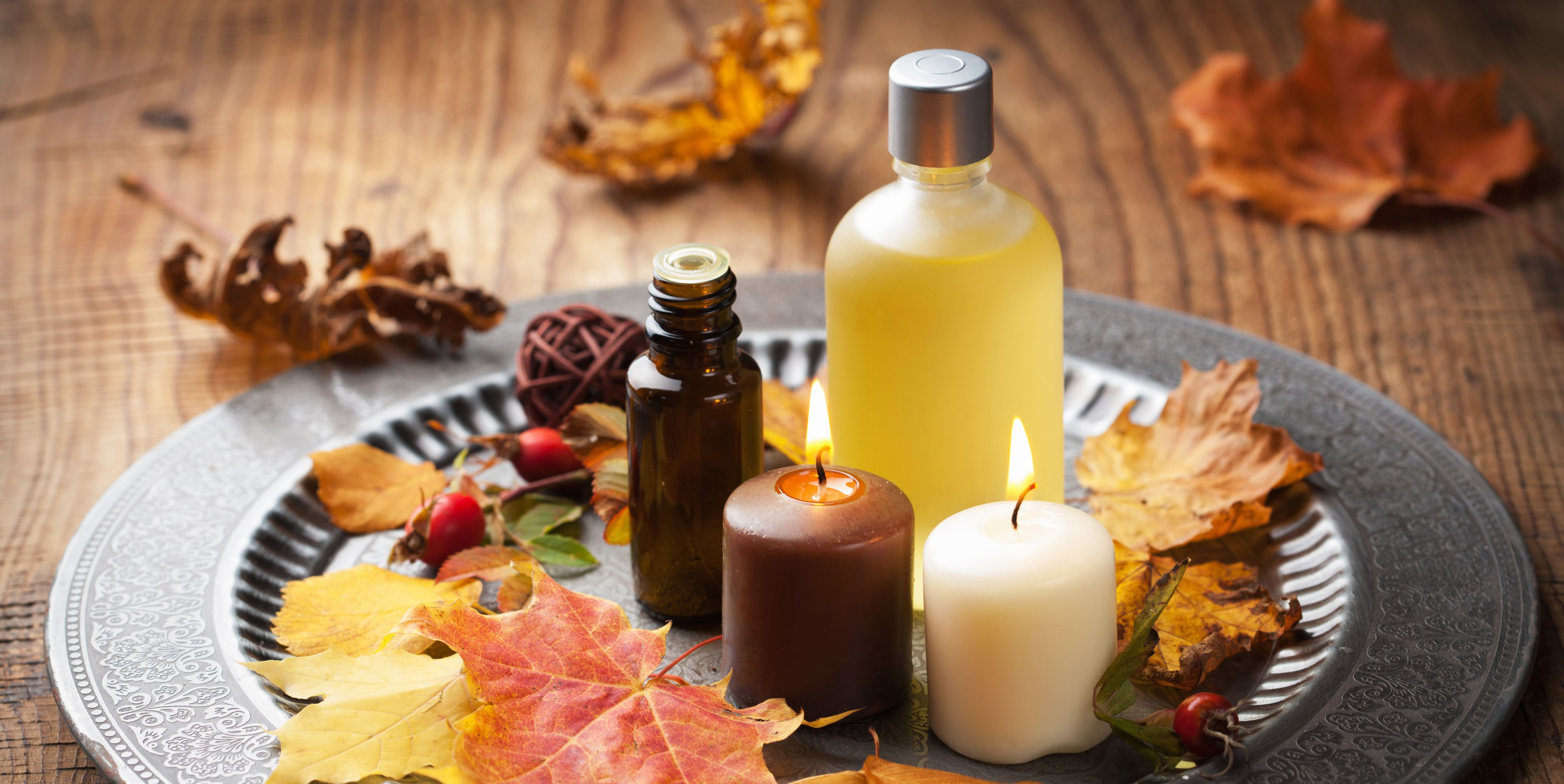 fall essential oils