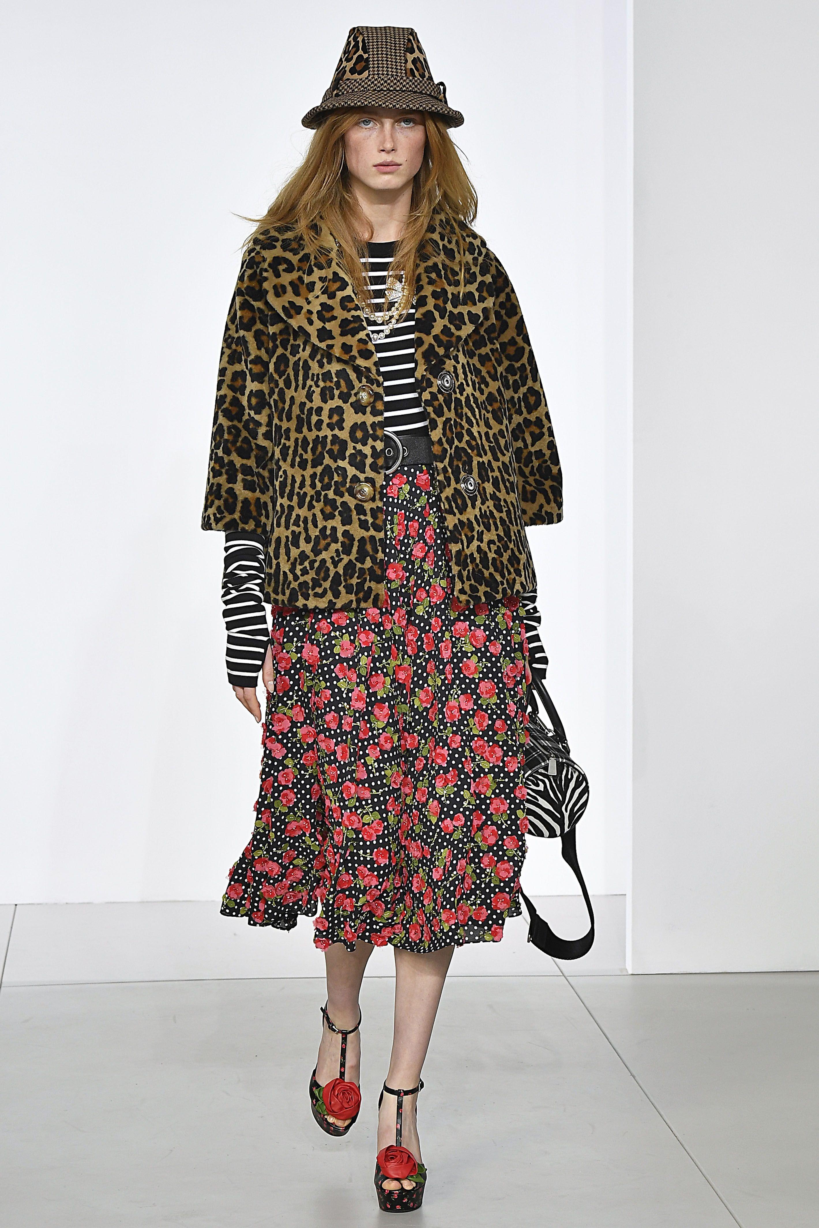 Autumn Winter 2018 fashion trends - leopard print