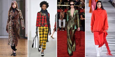 Autum Winter 2018 Fashion Trends
