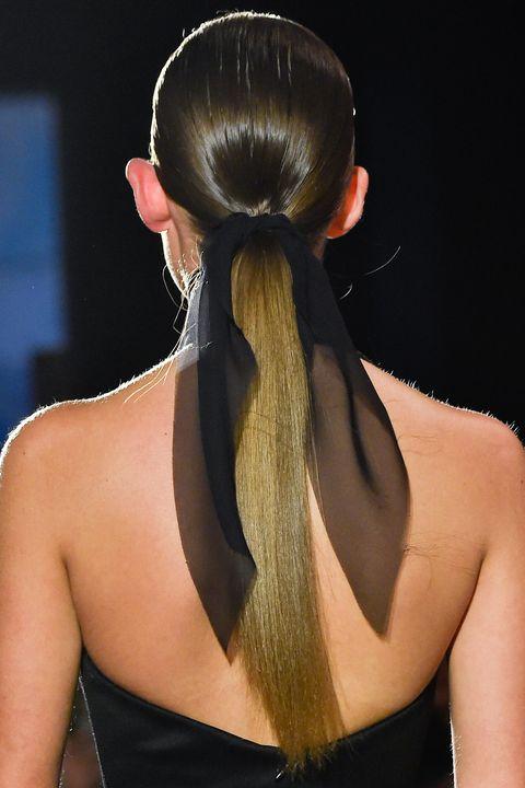 autumn/winter 2020 hair trends