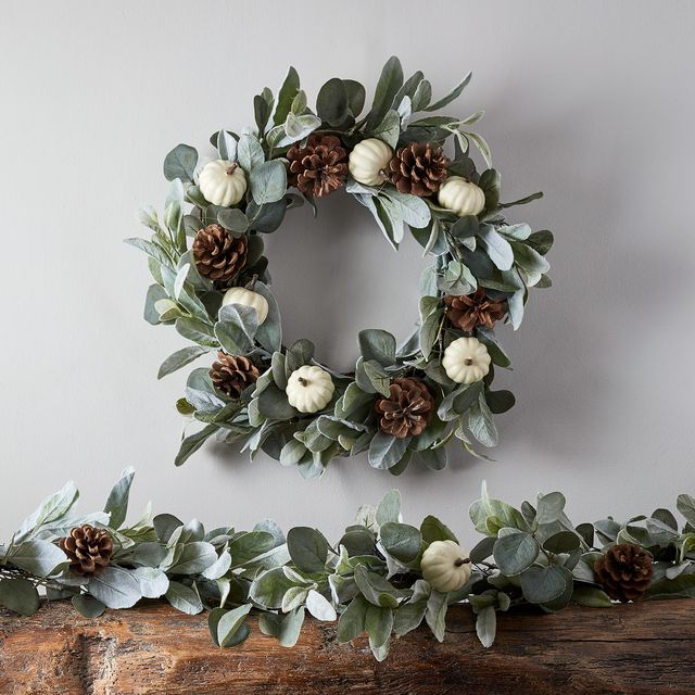 11 autumn wreaths for your door, table or wall