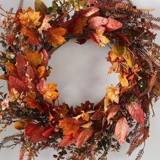 best autumn wreaths