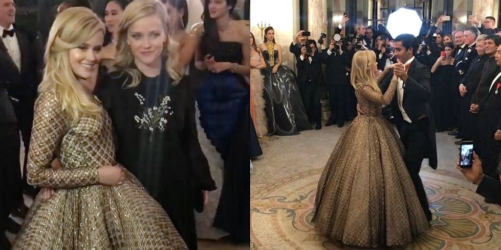 Reese Witherspoon S Daughter Ava Phillippe Paris Debutant