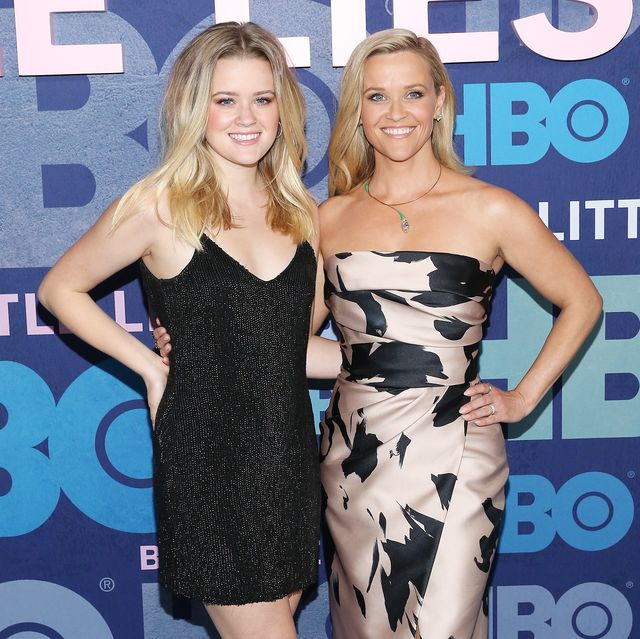 """Ava Phillippe and Reese Witherspoon""""Big Little Lies"""" Season 2 Premiere"""