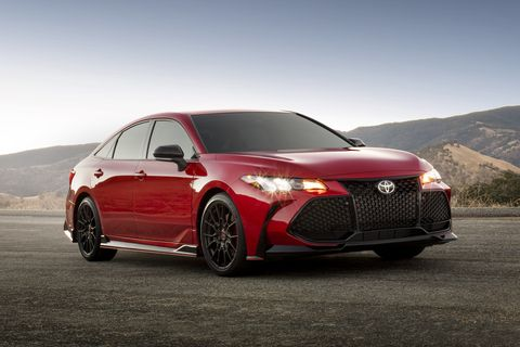 2020 Toyota Avalon Review.The 2020 Toyota Avalon Trd Starts At 43 255