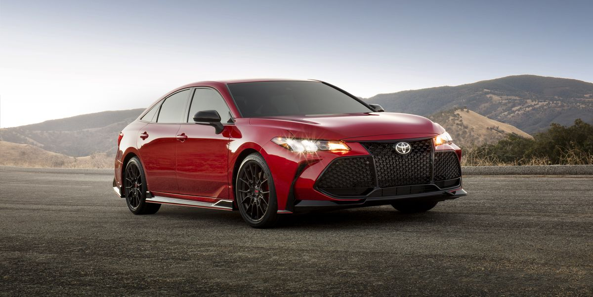 toyota avalon trd  performance tuning aggressive