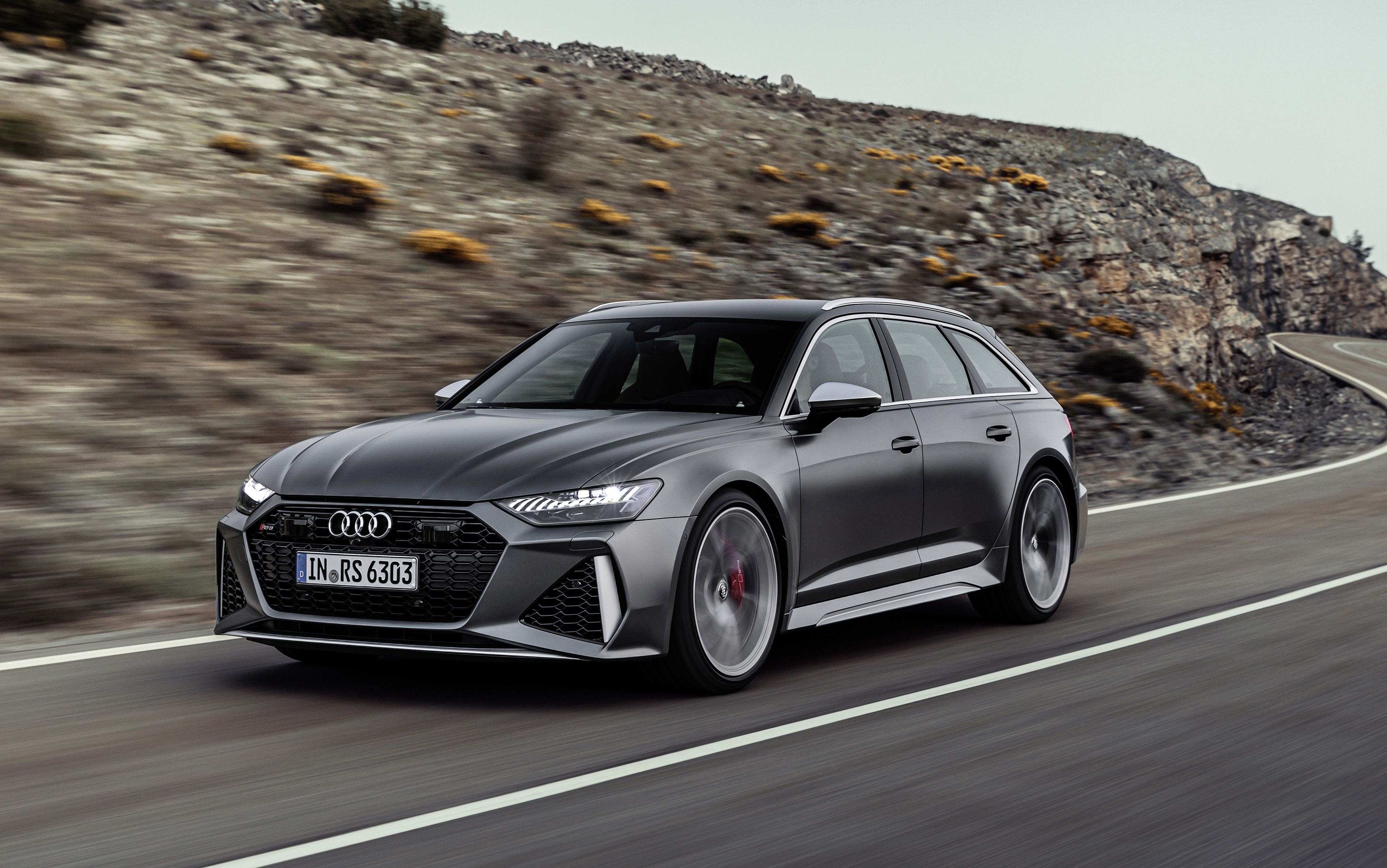 Here S Why The Audi Rs 6 Wagon Is Finally Coming To America