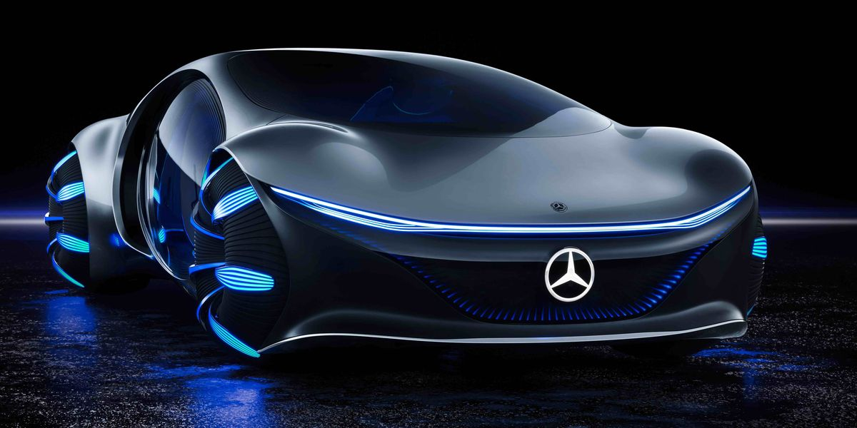 Mercedes Has Mentally Flipped a Switch to Go Electric