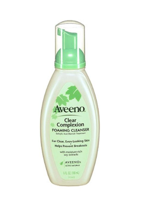 aveeno clear complexion cleanser