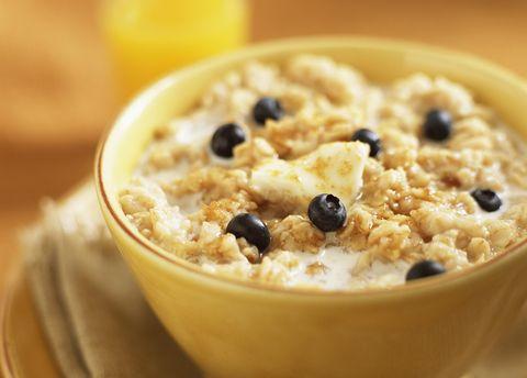 Dish, Food, Cuisine, Ingredient, Breakfast cereal, Vegetarian food, Breakfast, Steel-cut oats, Porridge, Dessert,