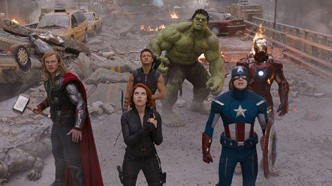 the avengers 2012 marvel