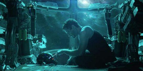Tony Stark Vengadores Endgame