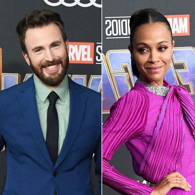 Avengers Endgame Stars Assemble For Marvel Movie S World Premiere