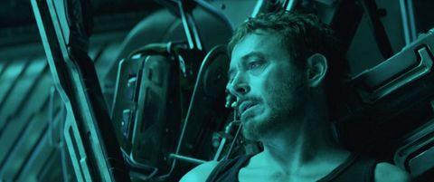 Robert Downey Jr., Iron Man, Avengers: Endgame, Marvel, Official Trailer