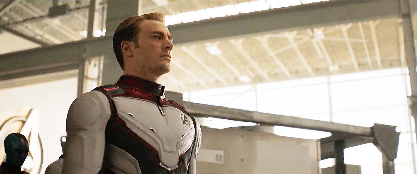Avengers Endgame – How Captain America's epic moment is even