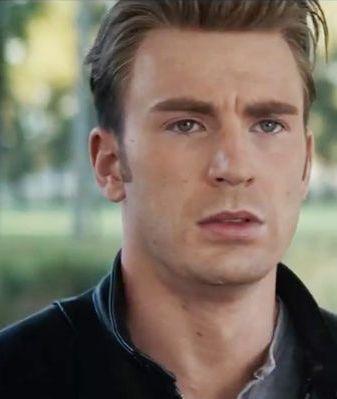 Avengers End Game Chris Evans Captain America
