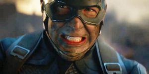 Avengers: End Game, Chris Evans, Captain America