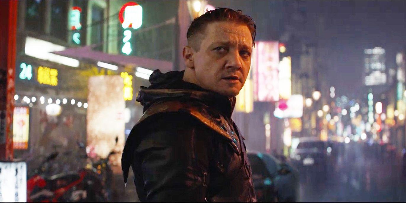 Avengers, Hawkeye