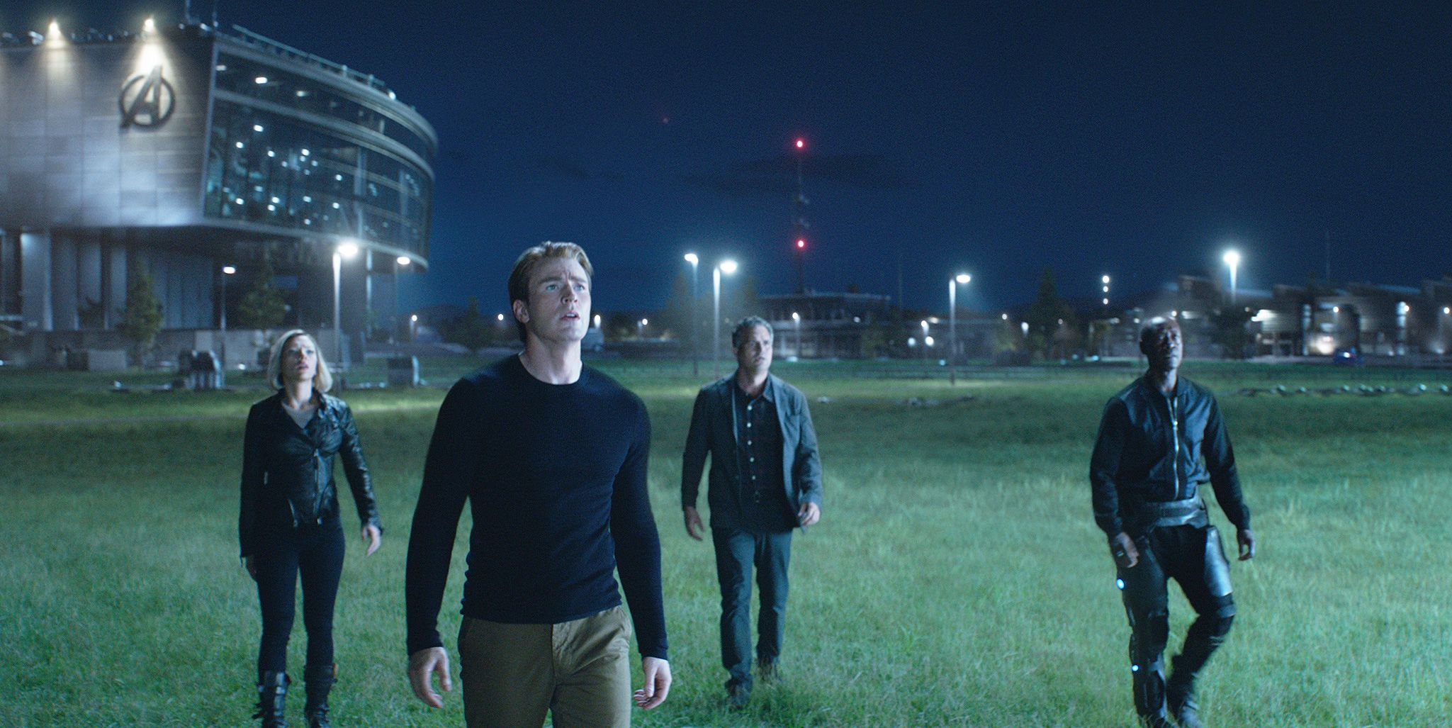 Avengers: Endgame, Chris Evans, Scarlett Johansson, Mark Ruffalo, Anthony Mackie