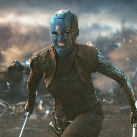 Avengers: Endgame, Karen Gillan,