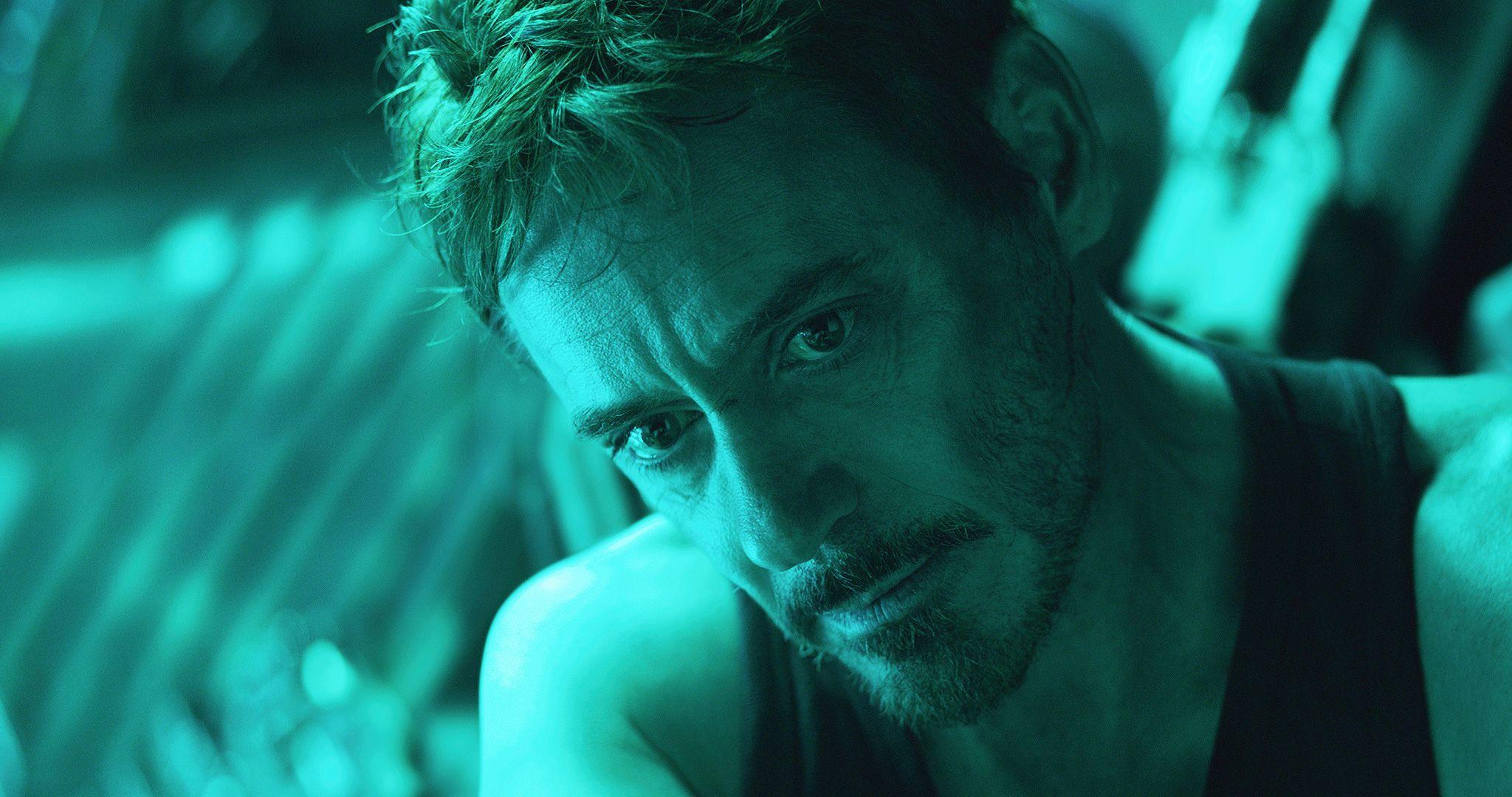 Avengers: Endgame fan spots fun Tony Stark Easter egg