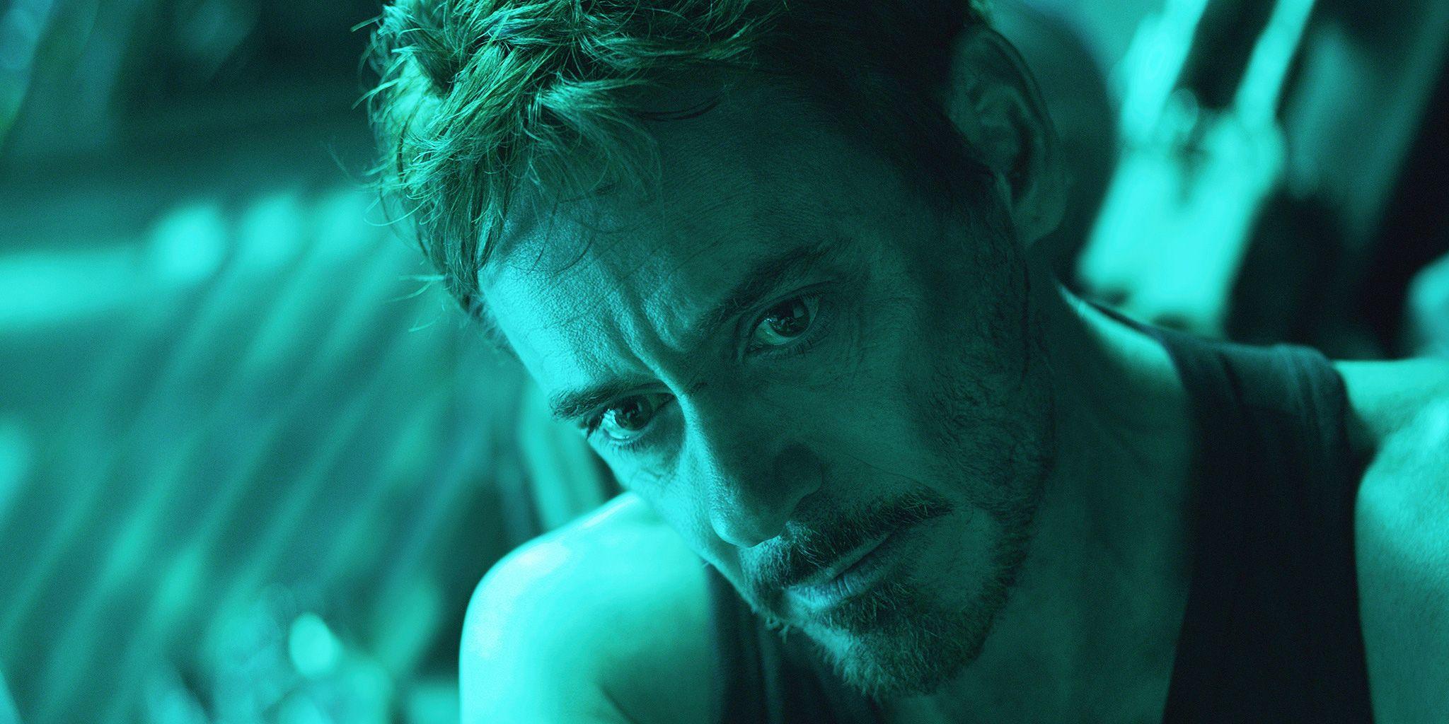 Avengers: Endgame, Iron Man, Robert Downey Jr.