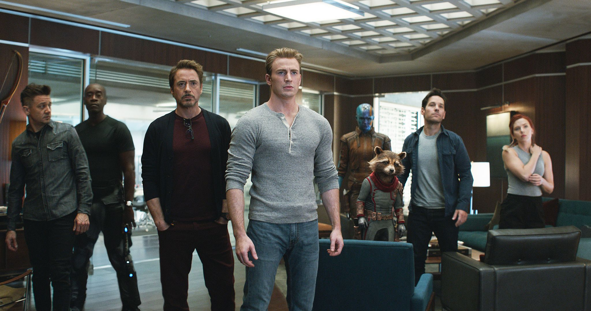 Avengers: Endgame stars AREN'T world's highest-paid actors - here's who beat them