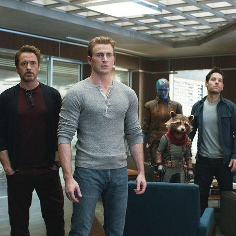 avengers endgame, jeremy renner, don cheadle, robert downey jr, chris evans, scarlett johansson, karen gillan, paul rudd, bradley cooper