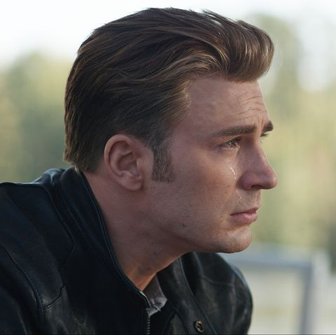 Avengers: Endgame's Chris Evans really wants to know what Captain America did in the past
