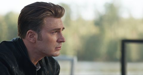Avengers: Endgame, Chris Evans, Captain America