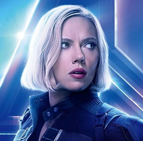 Face, Cg artwork, Beauty, Nose, Blond, Electric blue, Music artist, Photography, Space, Fictional character,