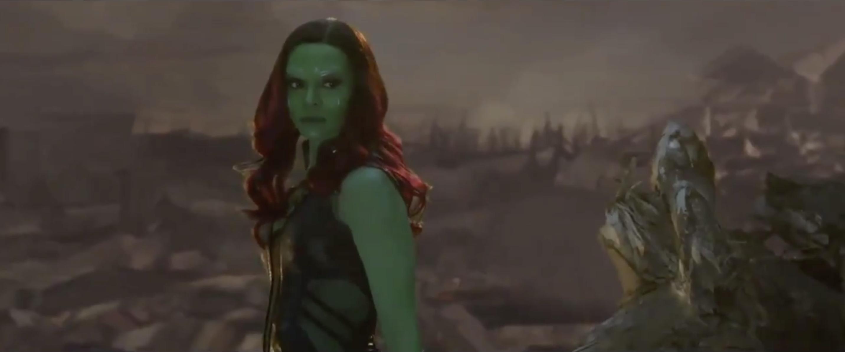 Avengers: Endgame deleted scene reveals Gamora's fate