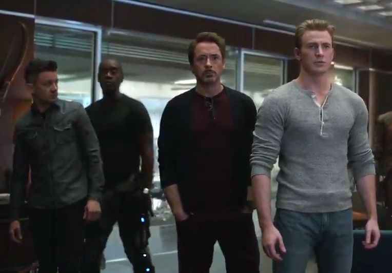 Avengers star drops a hint they are returning for Endgame
